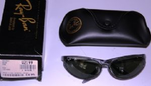 Ray Ban W2199 Side Street Skyline Smoked Grey with G15 lens New Listing